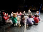 Taller con los niños La Danza de la Vida documental 1